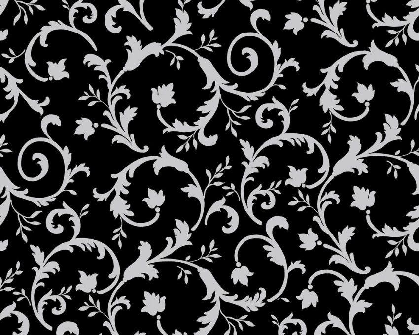 Tapeten Mit Muster Wc69 – Hitoiro von Schwarze Tapete Mit Muster Photo