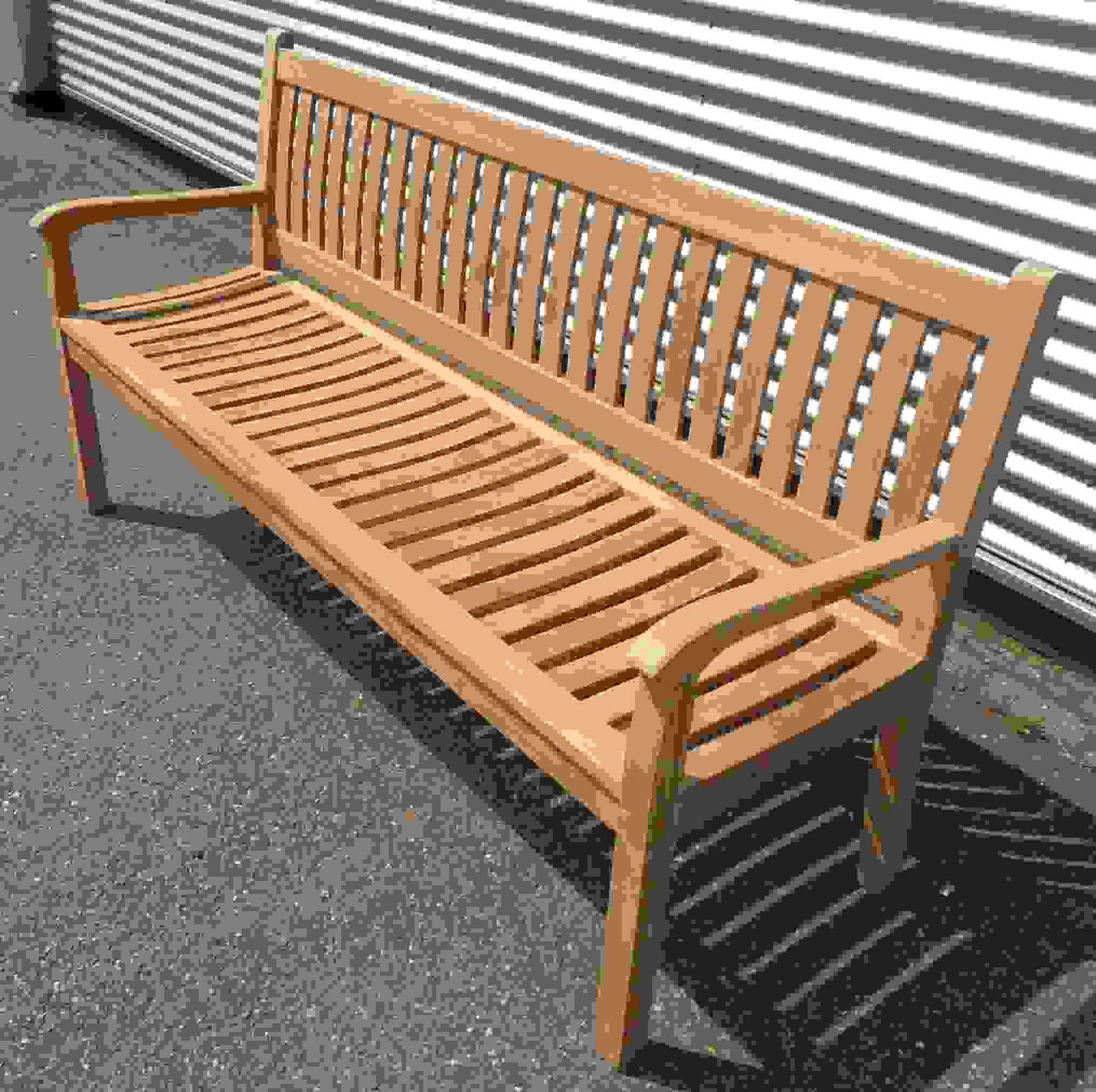 Teak Holz Gartenbank 180 Cm Beaufort Ist Frisch Design Von von Gartenbank Holz Ohne Armlehne Photo