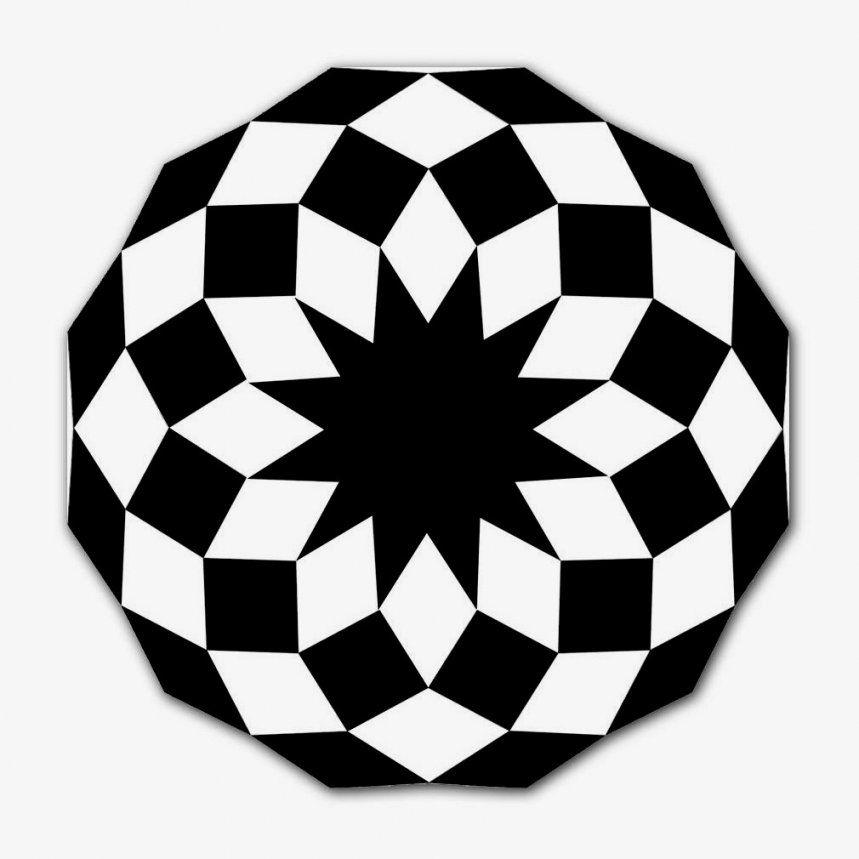 Teppich Rund Schwarz Weiß Epos Teppich Stern Teppiche Online von Teppich Rund Schwarz Weiß Photo