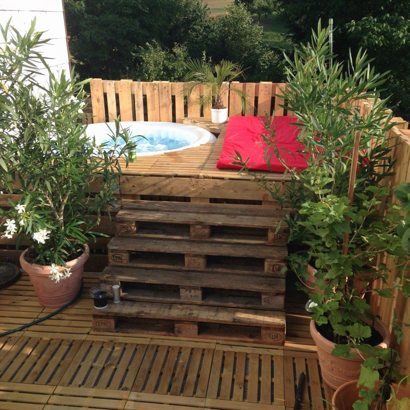 diy terrasse aus europaletten selbst bauen selber bauen. Black Bedroom Furniture Sets. Home Design Ideas