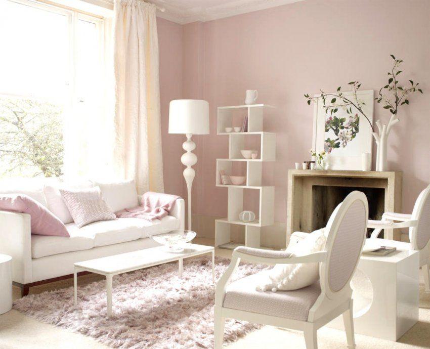 Terrasse Schlafzimmer Wandgestaltung Mit Weißen Möbeln Auf von Wandfarbe Zu Weißen Möbeln Bild