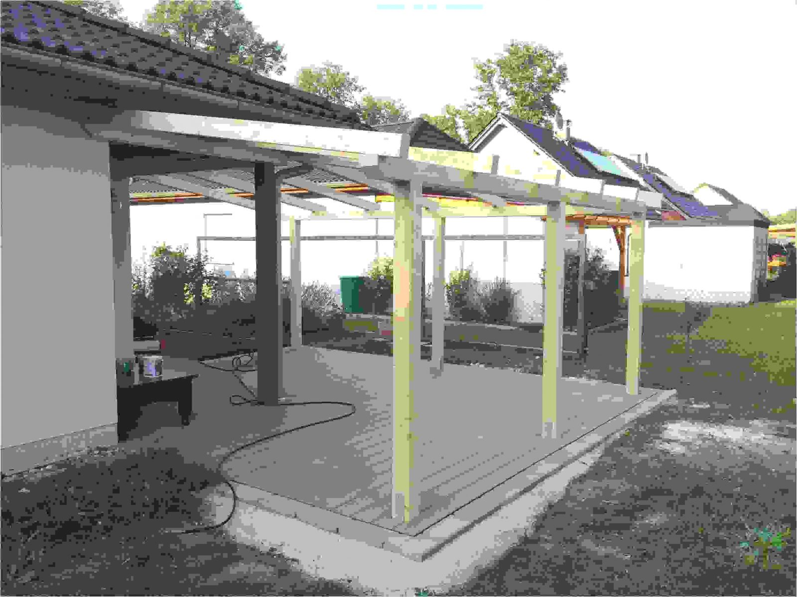 Terrassenüberdachung Aluminium Selber Bauen Ist Luxus Konzept Von von Terrassenüberdachung Freistehend Selber Bauen Bild