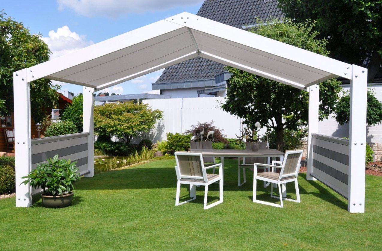 Terrassenüberdachung Freistehend – Im Garten Zuhause von Terrassenüberdachung Freistehend Selber Bauen Bild