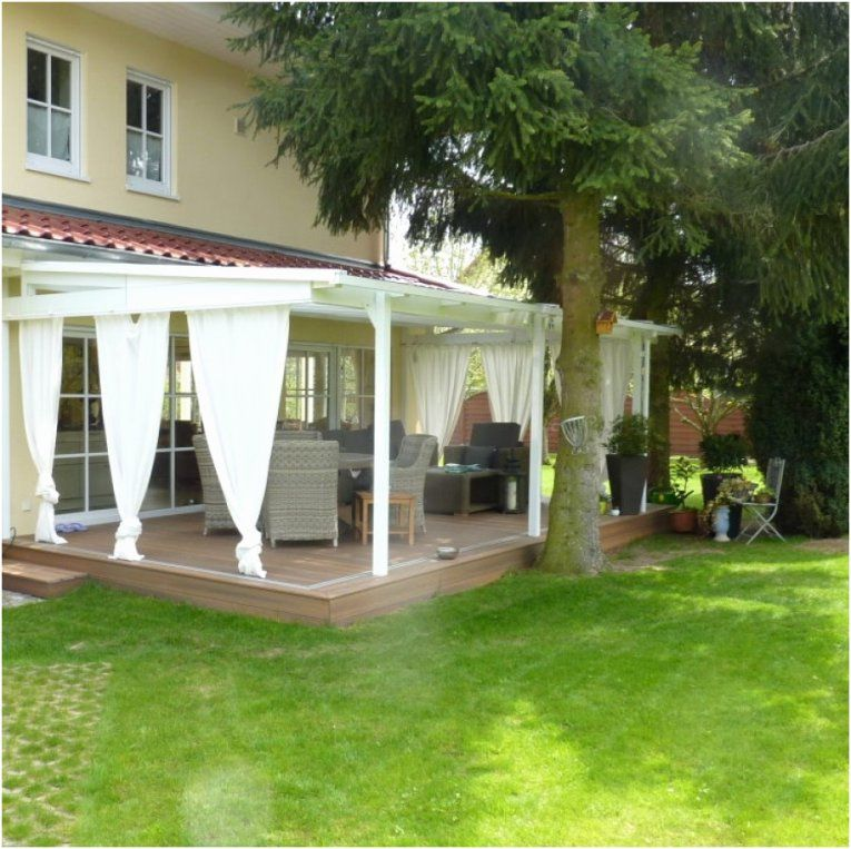 veranda aus holz selber bauen haus design ideen. Black Bedroom Furniture Sets. Home Design Ideas