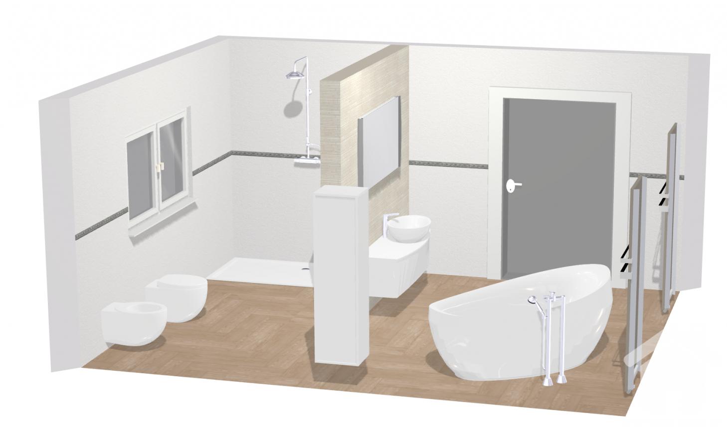 Test Der Villeroy Und Boch Online Badplaner  Unser Baublog von Badplaner Villeroy Und Boch Bild