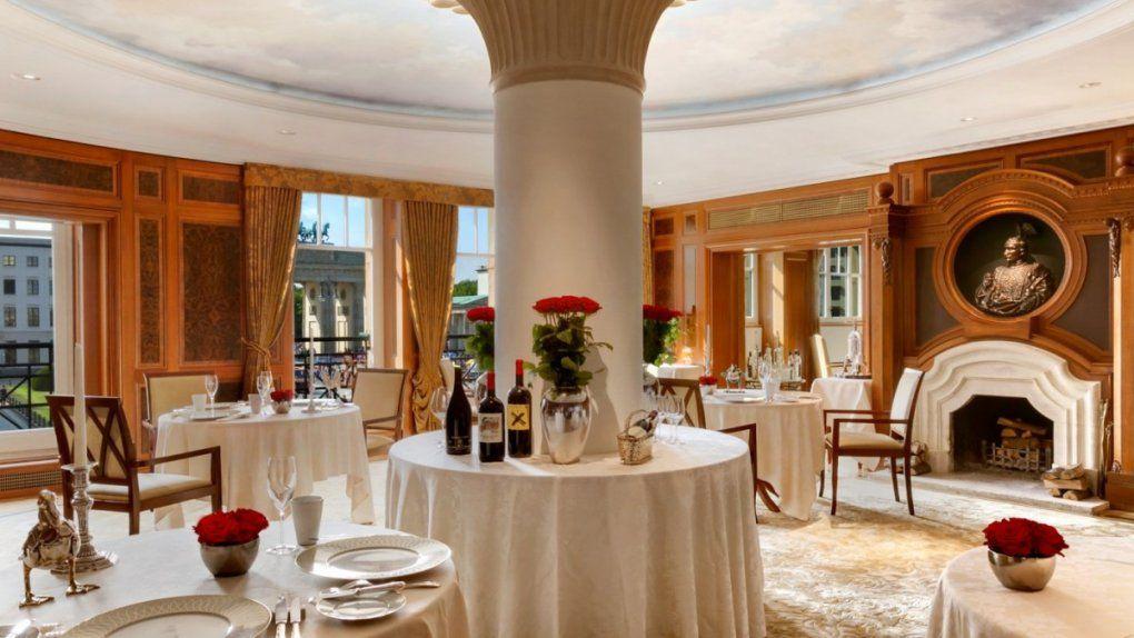 The Best Luxury Restaurants In Berlin  Lorenz Adlon Esszimmer von Lorenz Adlon Esszimmer Speisekarte Photo