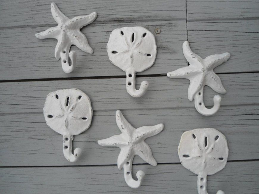The Cute Of Nautical Towel Hooks — Tedx Decors von Beach Themed Towel Hooks Bild