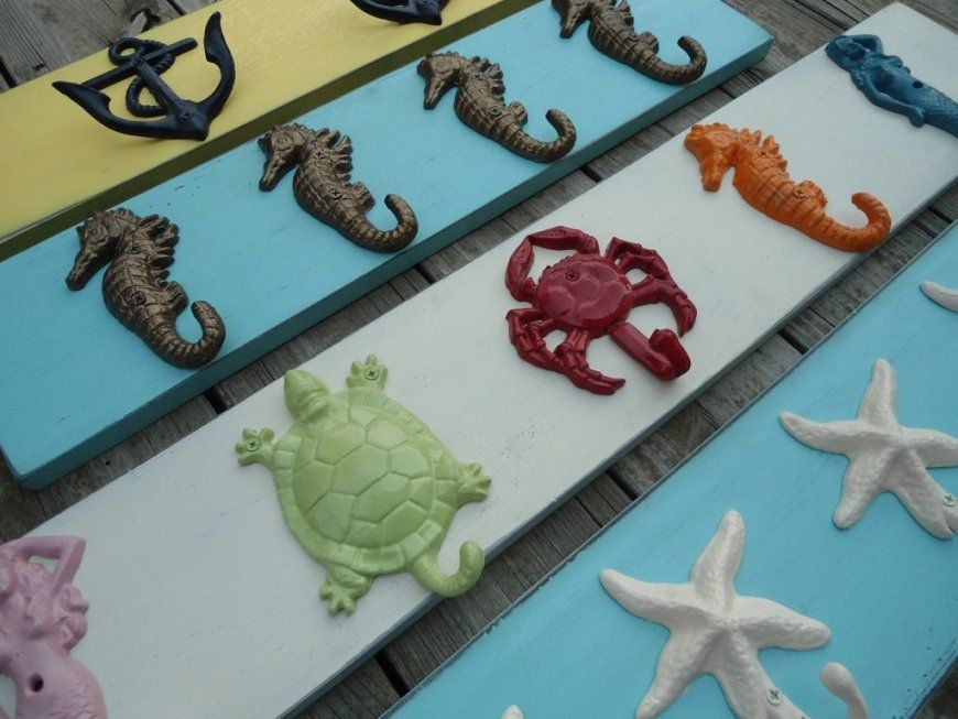 The Cute Of Nautical Towel Hooks — Tedx Decors von Beach Themed Towel Hooks Photo