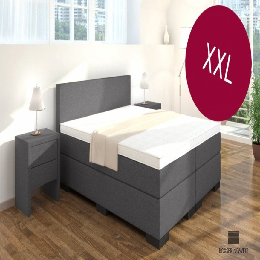 The Most Elegant In Addition To Gorgeous Xxl Betten With Regard To von Boxspringbett Xxl Mann Mobilia Bild