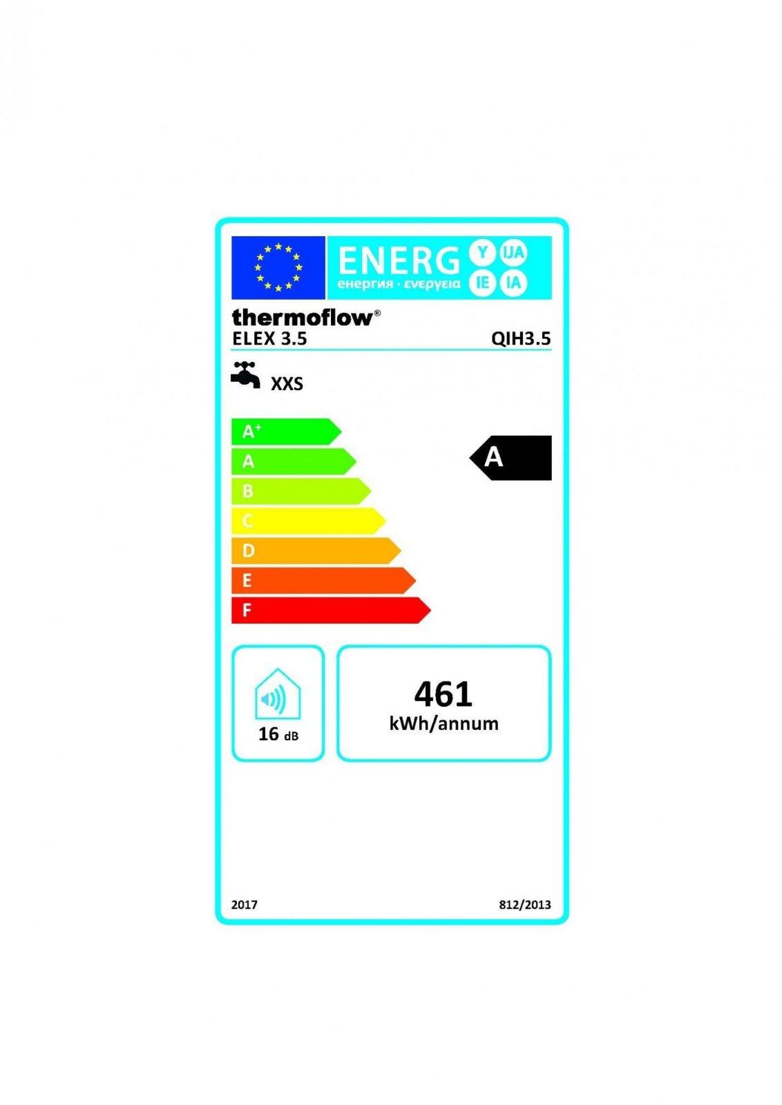 Thermoflow Elektronischer Klein Durchlauferhitzer 35 Kw Niederdruck von Durchlauferhitzer Niederdruck Oder Hochdruck Bild