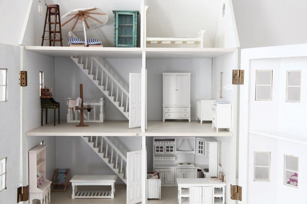 Tipps Und Ideen Für Ein Puppenhaus von Möbel Für Puppenhaus Selber Basteln Bild