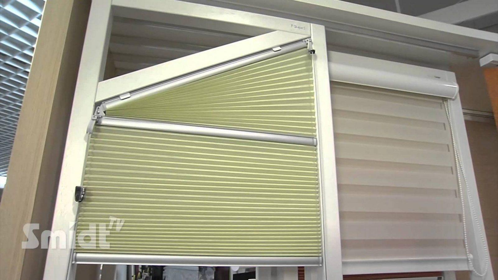 Tipps Zum Gestalten Mit Gardinen Und Alternativen  Youtube von Vorhang Für Schräge Fenster Bild