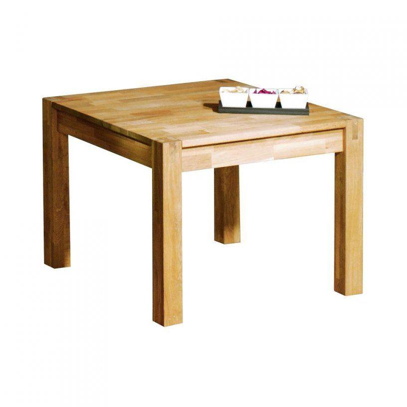 Tisch 70X70 Eiche  Couchtisch Preiswert Kaufen  Dänisches Bettenlager von Dänisches Bettenlager Couchtisch Bild