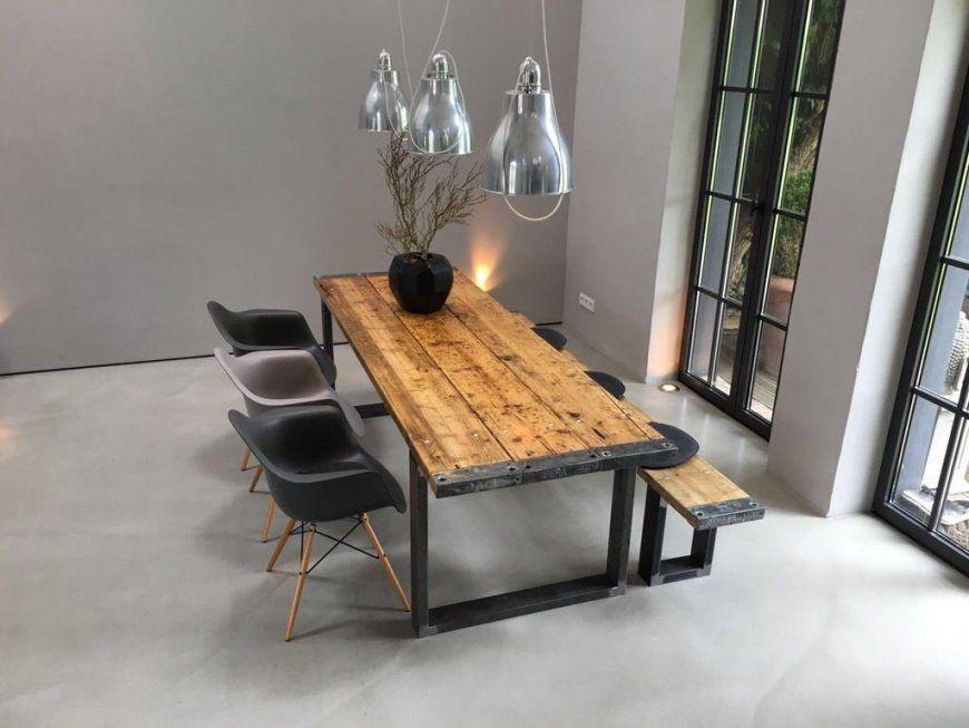 Tisch ger stbohlen m bel pinterest ger stbohlen tisch und for Design mobel tisch