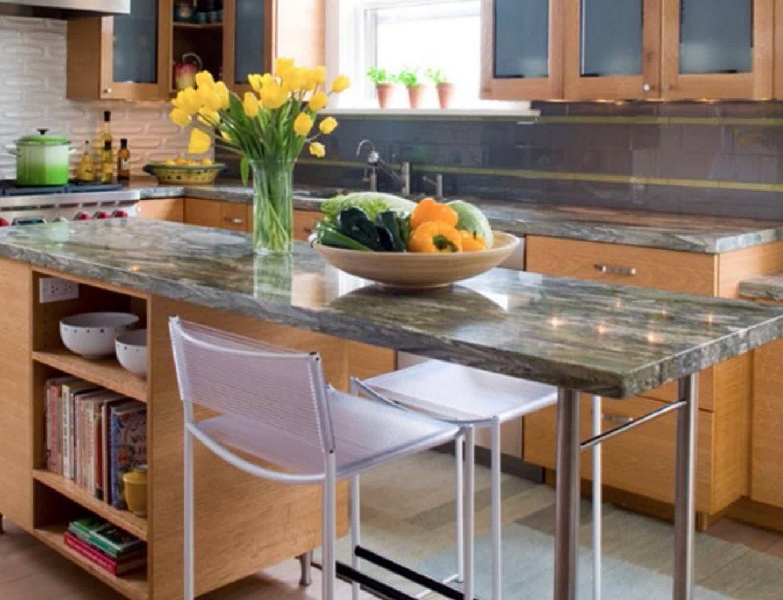 tisch ideen kleine k che 7290 made house decor. Black Bedroom Furniture Sets. Home Design Ideas