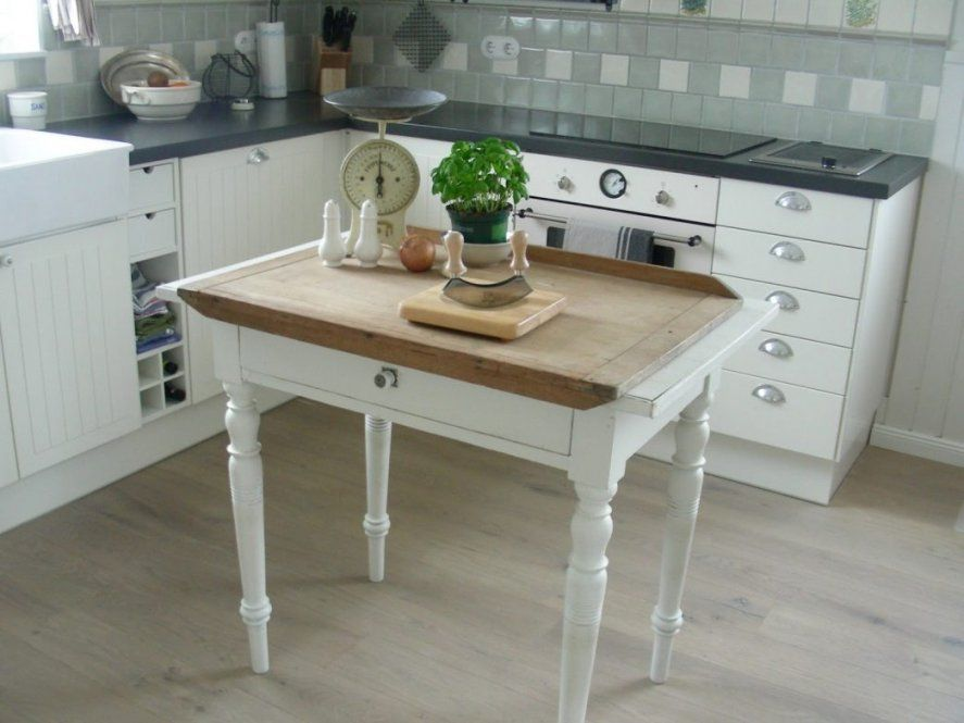 Ungewöhnlich Insel Tisch Für Kleine Küche Ideen Ideen Für Die von ...