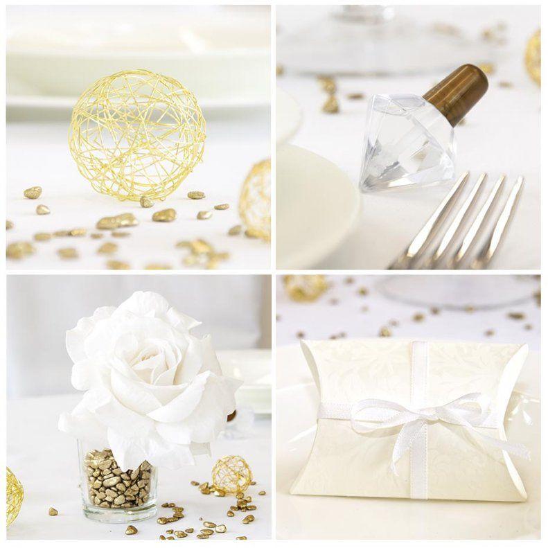 Tischdeko Goldene Hochzeit  Ratgeber von Tischdeko Für Goldene Hochzeit Photo