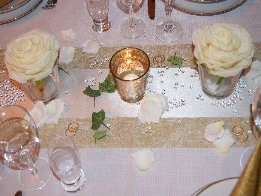 Tischdeko Hochzeit Gold Genial Tischdeko Goldene Hochzeit von Tischdeko Für Goldene Hochzeit Photo
