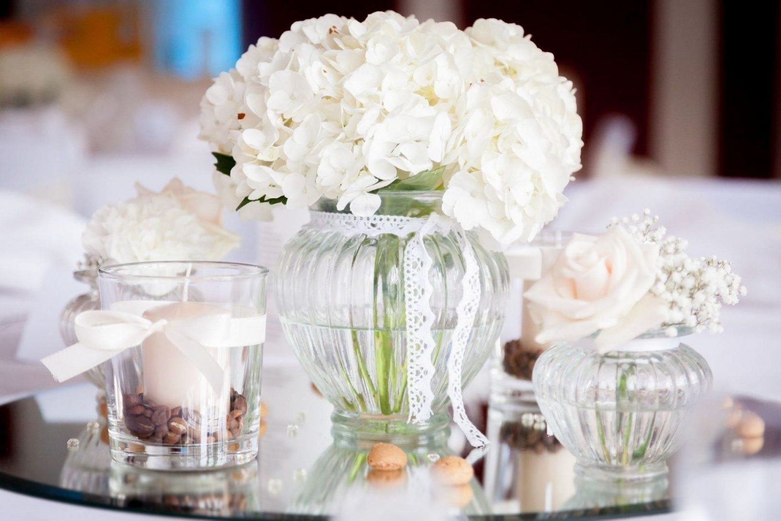 Tischdeko Hochzeit Vintage Rosa Haus Design Ideen