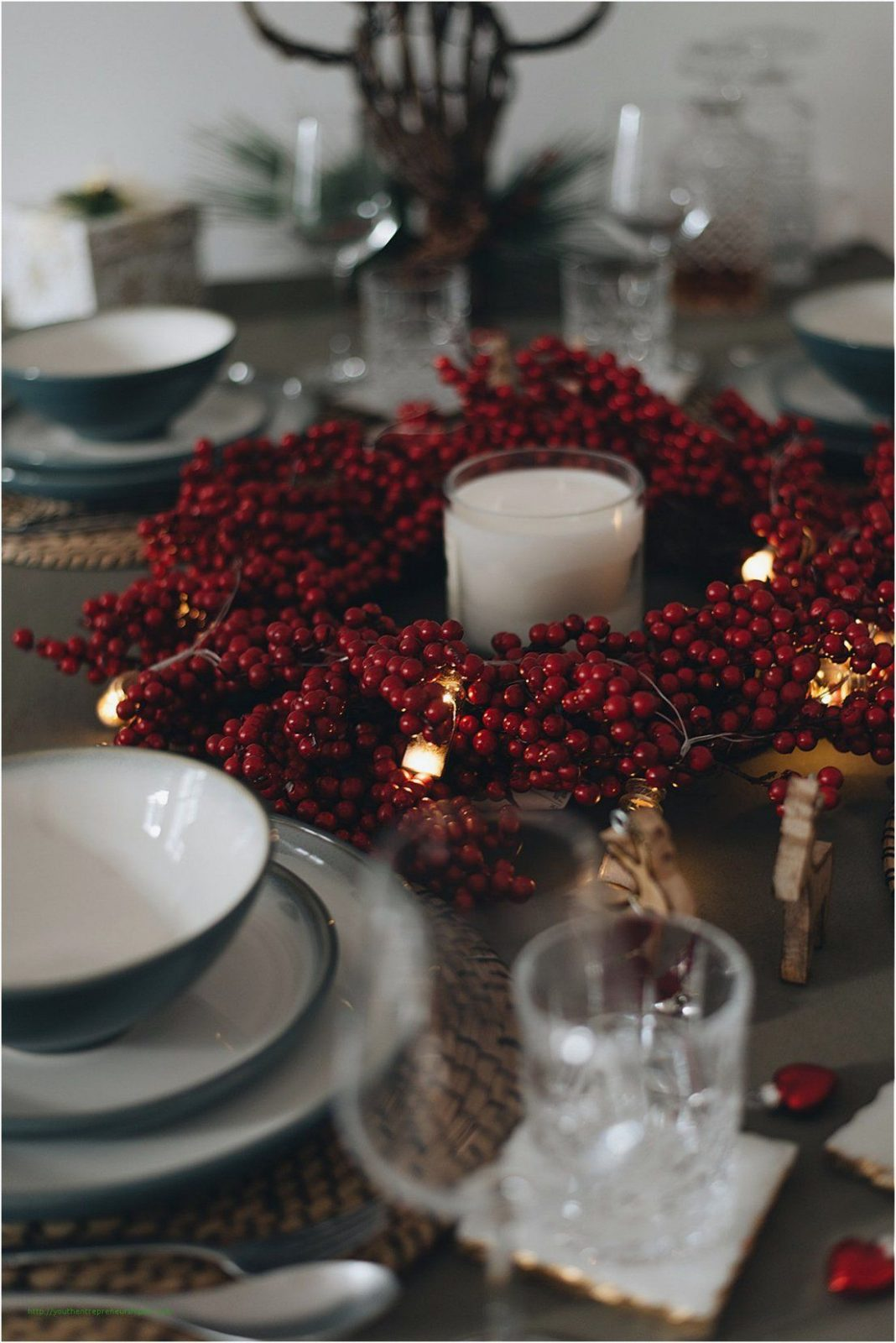 Tischdekoration Weihnachten Selber Basteln Awesome Tischdeko Zu von Tischdekoration Weihnachten Selber Basteln Bild
