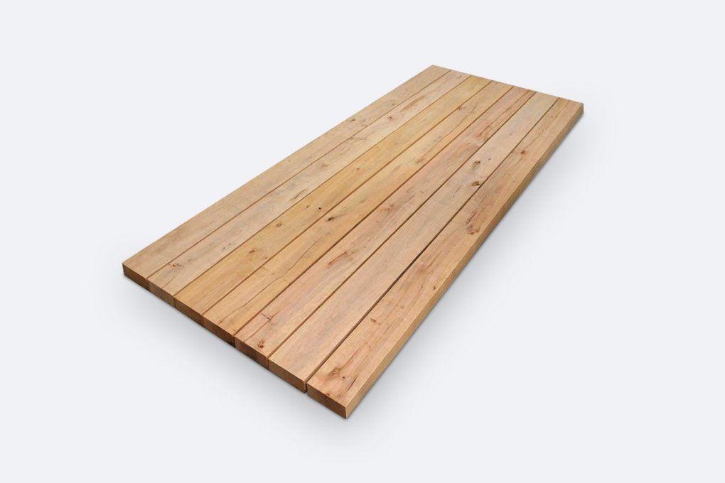 Tischfabrik24  Eiche Garten Tischplatte Outdoor 4 Cm Nach Mas von Wetterfeste Tischplatten Nach Maß Photo