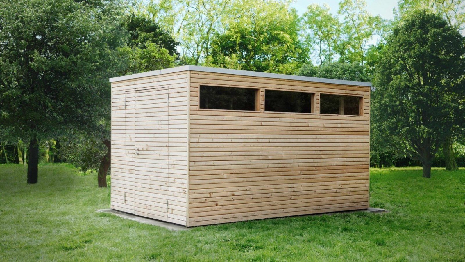 Tischlereibetrieb Ahlers  Haustüren Fenster Wintergärten von Moderne Gartenhäuser Aus Holz Bild