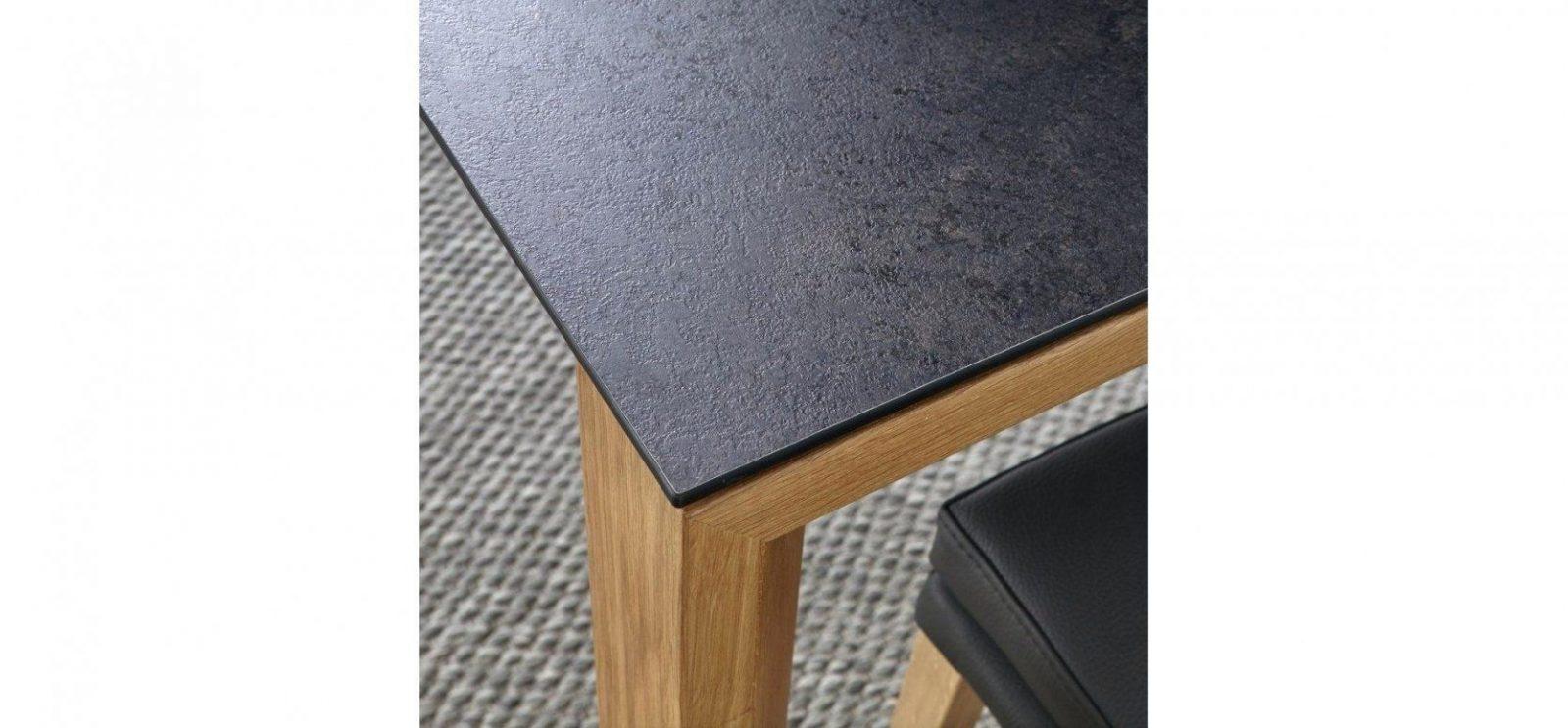 Tischplatte Kunststoff Tt00310Bl 68×68 Schwarz Fa 1 4 R Den von Tischplatte Wetterfest Nach Maß Bild