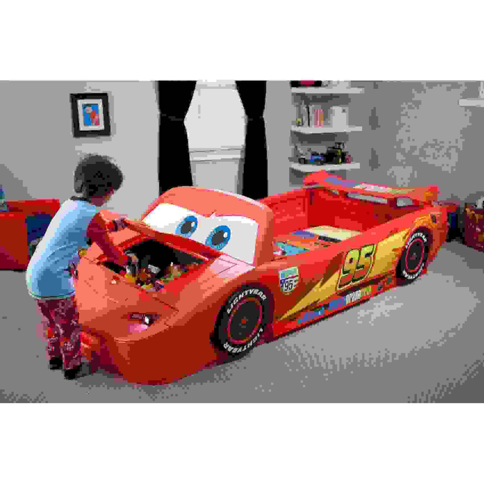 Toddler Car Bed  Angels4Peace von Toddler Car Bed For Boys Bild