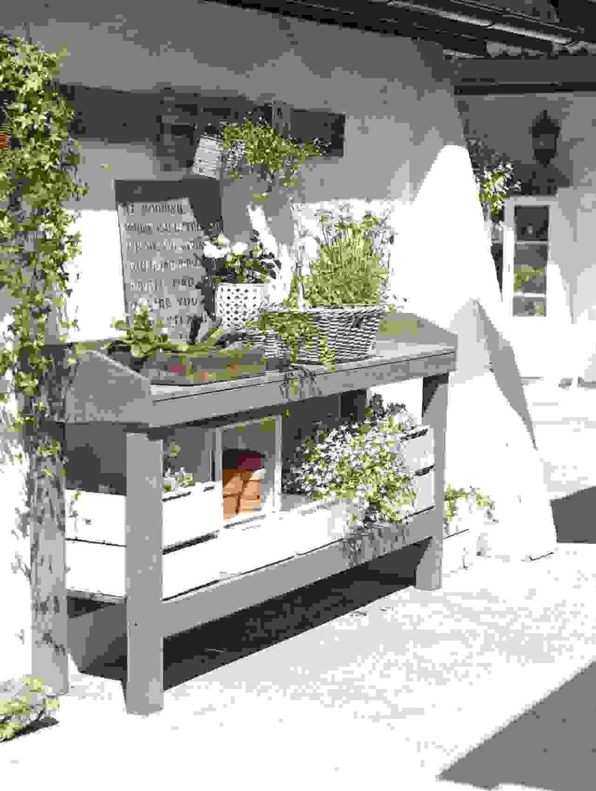 Tolle 40 Paletten Ideen Garten Ideen  Einzigartiger Garten von Paletten Ideen Für Den Garten Photo