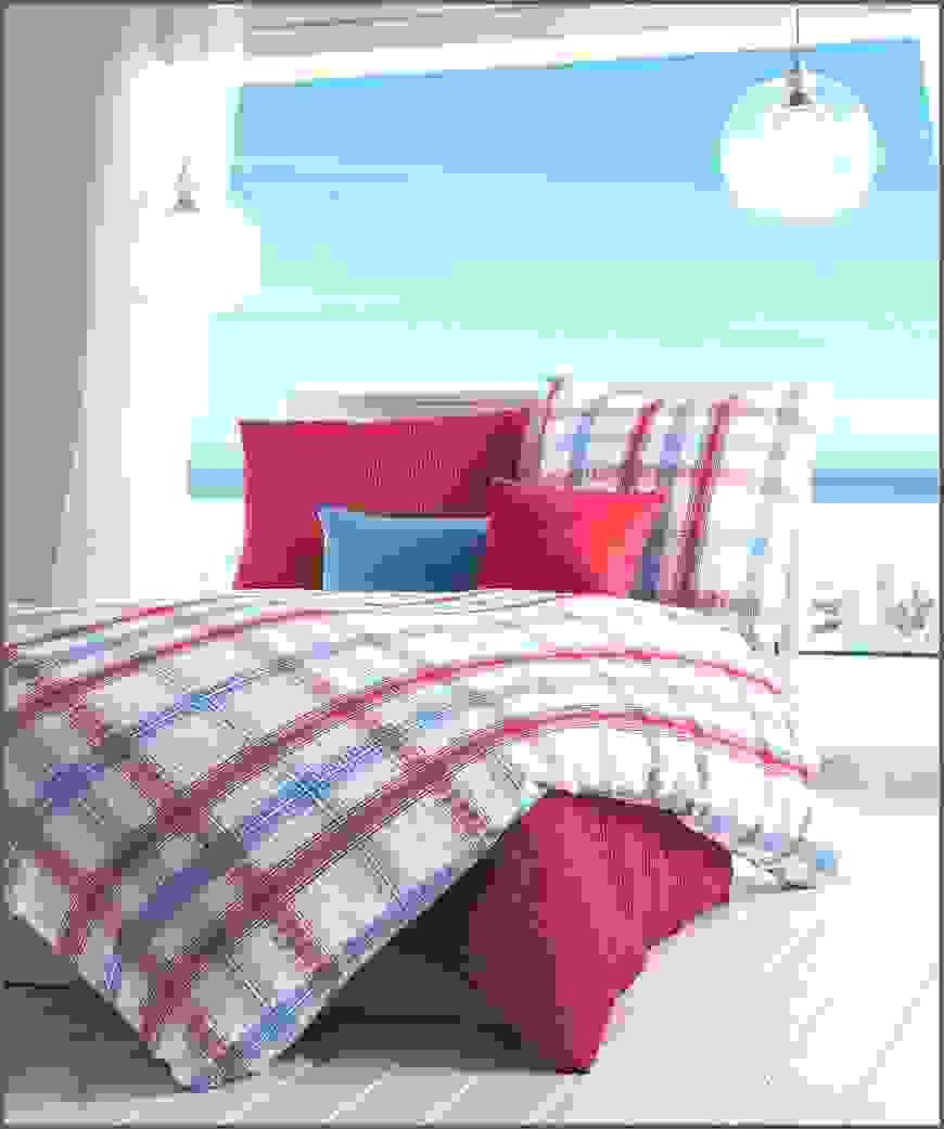 Shining Design Bettwäsche Blau Grau Mako Satin Damast Paisley Von