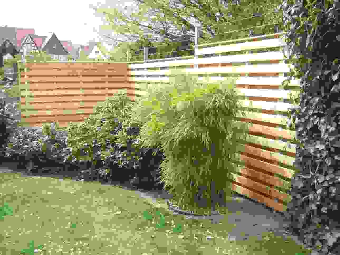 Tolle 40 Sichtschutz Garten Selber Bauen Design  Einzigartiger Garten von Sichtschutz Garten Günstig Selber Bauen Bild