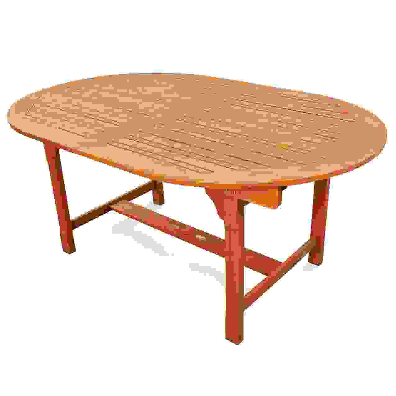 Tolle 50 Von Gartentisch Oval Designideen  Gartenmöbel Ideen von Gartentisch Oval Ausziehbar Alu Bild