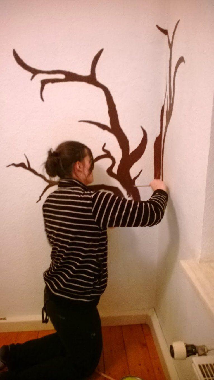 Tolle Baum Vorlage Ideen  Beispielzusammenfassung Ideen  Vpsbg von Vorlage Baum Für Wand Bild