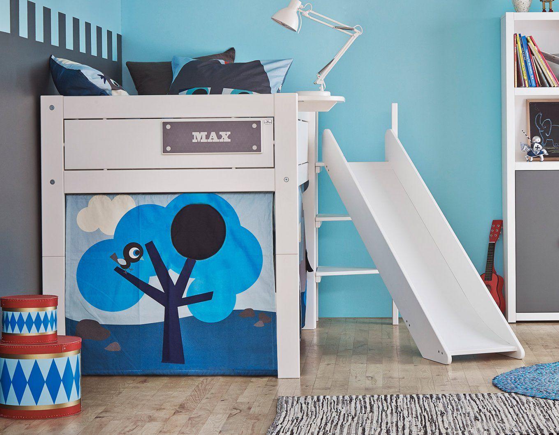 Tolle Haus Stile Mit Zusätzlichen Hochbett Selber Bauen von Bett Rutsche Selber Bauen Bild