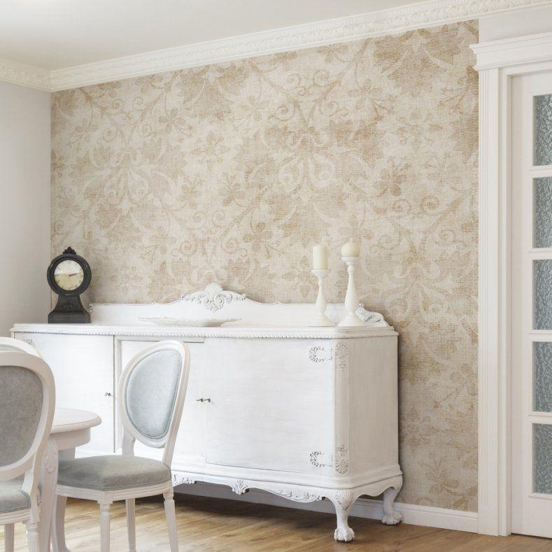 Tolles Wohndesign Tapeten Gestalten  Wohndesign Wande von Wände Streichen Ohne Tapete Bild