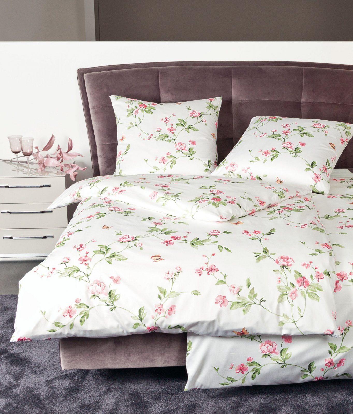 Traumhafte Makosatin Bettwäsche Messina 43010 Günstig Bestellen von Foto Bettwäsche Günstig Bild