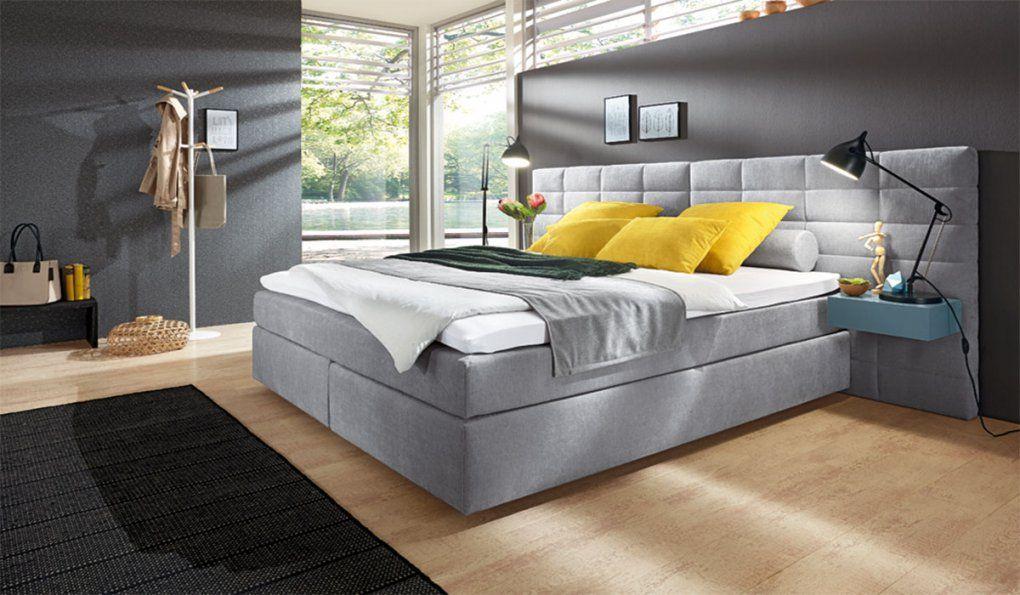 Trend Im Schlafzimmer Boxspringbetten  Porta Wohnblog von Boxspringbetten Bei Porta Photo