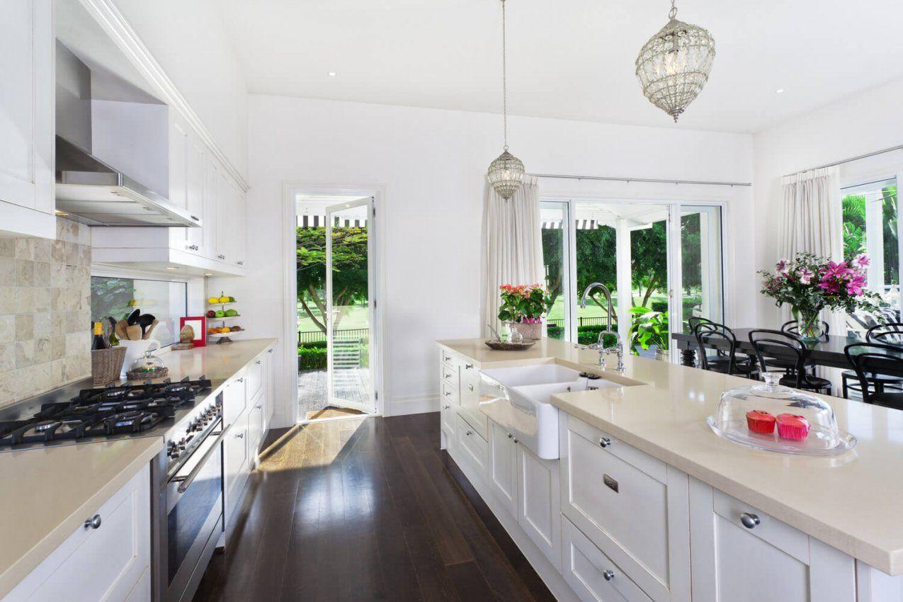 Trend Offene Küche – Wo Liegen Die Vor Und Nachteile von Moderne Wohnzimmer Mit Offener Küche Bild