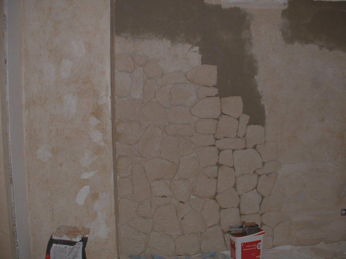 Steinwand Wohnzimmer Selber Machen, wunderschöne wand in steinoptik selber machen steinoptik styropor, Design ideen