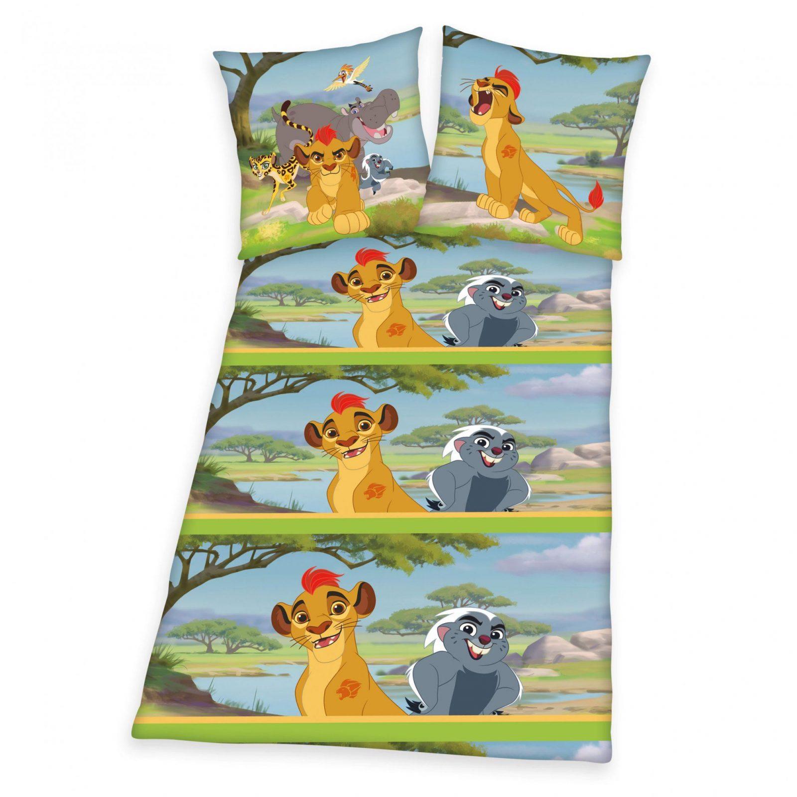 Trend Textilien Zum Kuscheln Und Träumen  Klaus Herding Gmbh von Garde Der Löwen Bettwäsche Bild