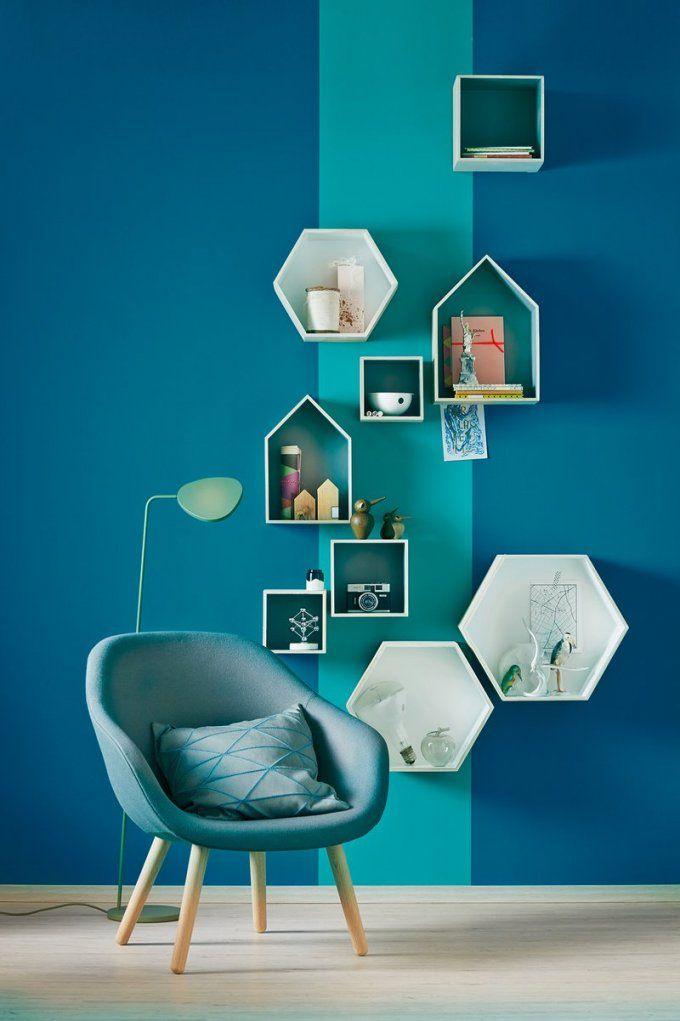 Trendfarbe Lagune – Schöner Wohnenfarbe von Schöner Wohnen Farbe Lagune Photo