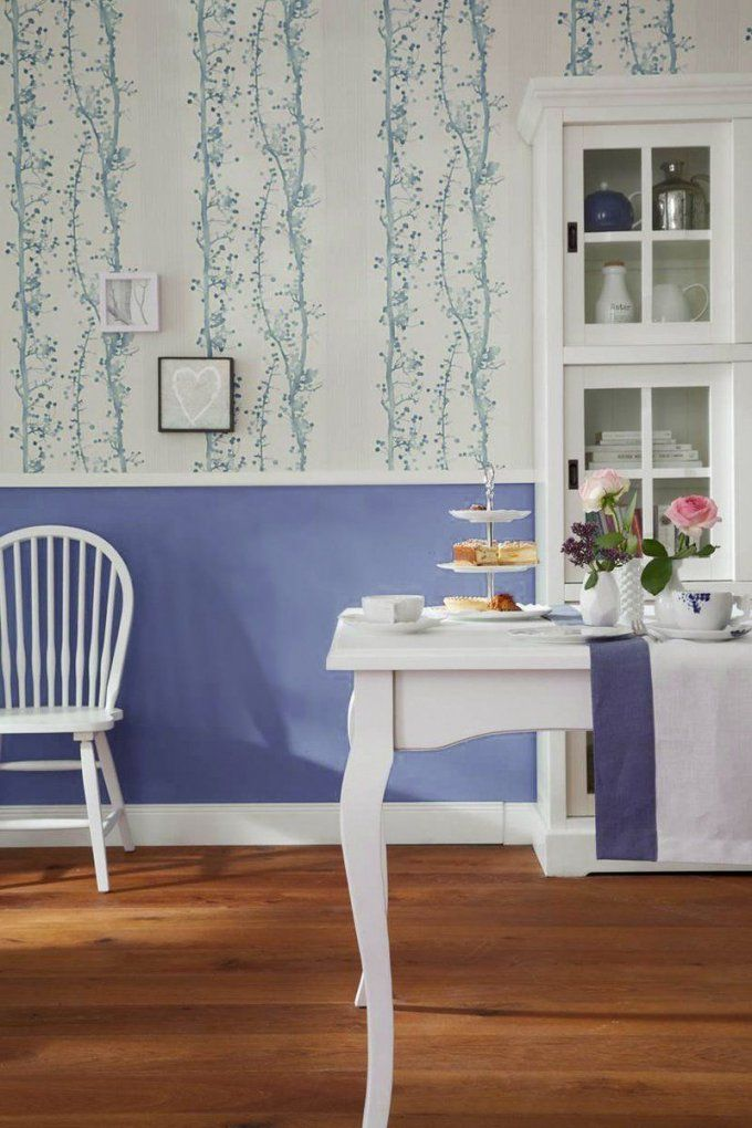 Trendfarbe Niagara – Schöner Wohnenfarbe  Home Decorating von Schöner Wohnen Farbe Niagara Photo