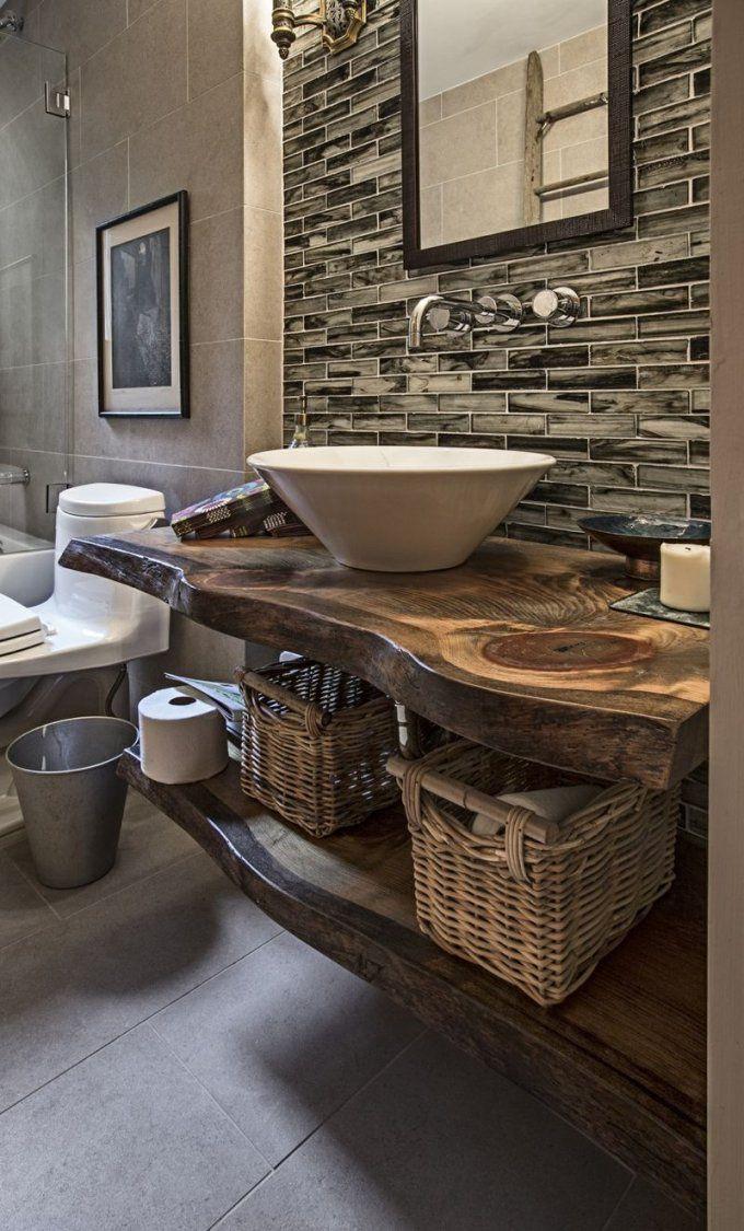 Trends & Ideen Für Moderne Bäder  Wc Badkamer En Toiletten von Moderne Bäder Mit Holz Photo