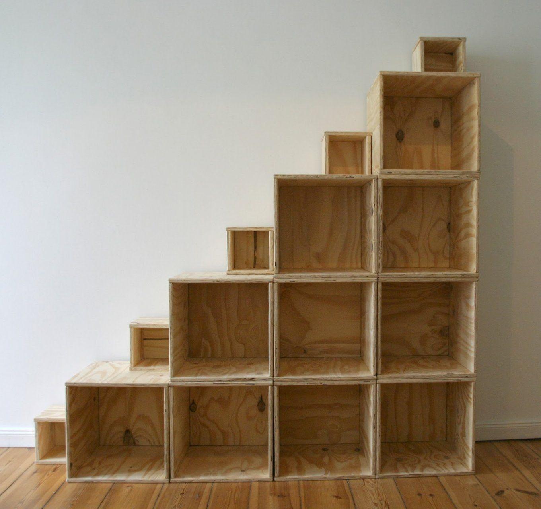 Trendy Design Regal Treppe Selber Bauen  Home Design Ideas von Regal Treppe Selber Bauen Bild