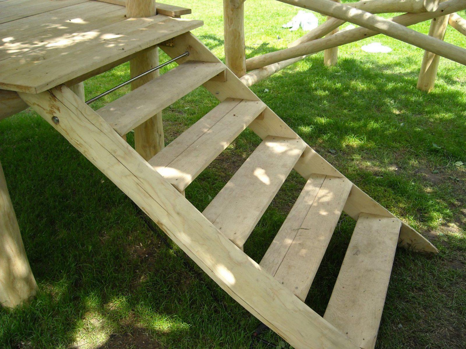 Treppe Aus Holz Bauen Io47 – Hitoiro von Holztreppe Außen Selber Bauen Photo