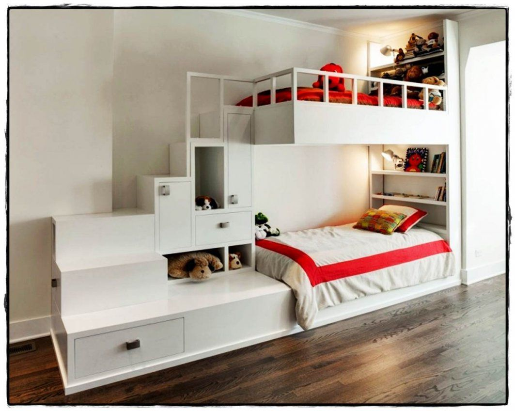 Etagenbett Mit Treppe Selber Bauen : Treppe fr hochbett selber bauen good schon dekor avec