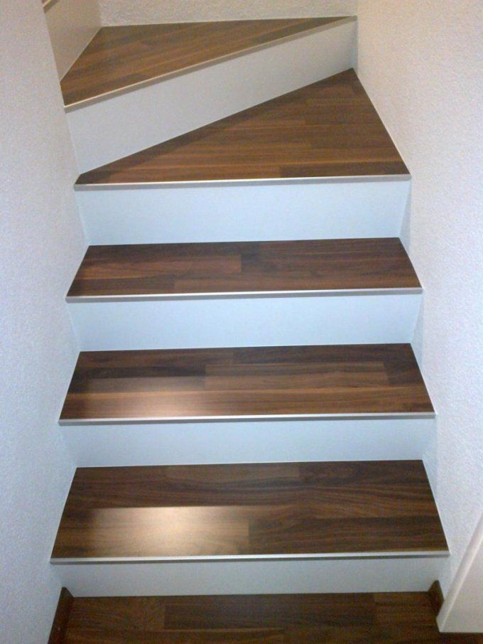 treppe mit vinyl bekleben haus design ideen. Black Bedroom Furniture Sets. Home Design Ideas