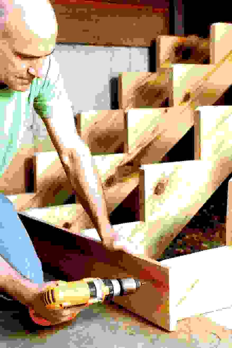 Treppe Selber Bauen Holz Bild Das Sieht Ehrfurcht Gebietend von Treppe Selber Bauen Aus Holz Bild