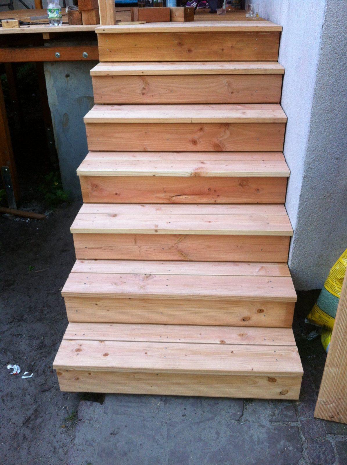 Treppe Selber Bauen Holz Pz88 – Hitoiro von Außentreppe Selber Bauen Holz Bild