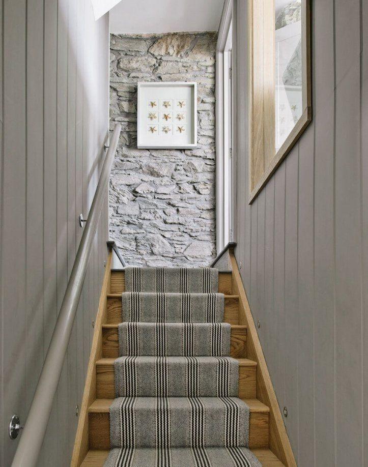 Treppen Herrlich Best Decorating Treppenhaus Avec Treppen Wand von Wandgestaltung Flur Mit Treppe Photo